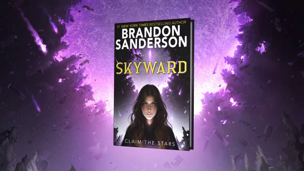 Brandon Sanderson's book Skyward