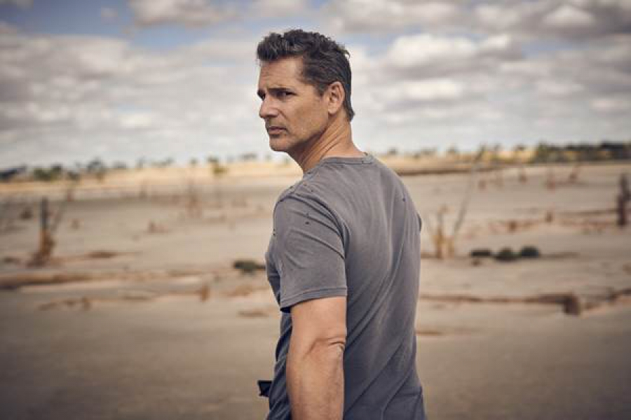 Eric Bana, THE DRY (2021) Directed by Robert Connolly