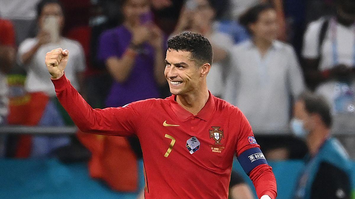Https Cdn.cnn.com Cnnnext Dam Assets 210623215437 Cristiano Ronaldo Euro 2020 France