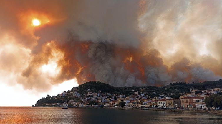 Wildfire Burn